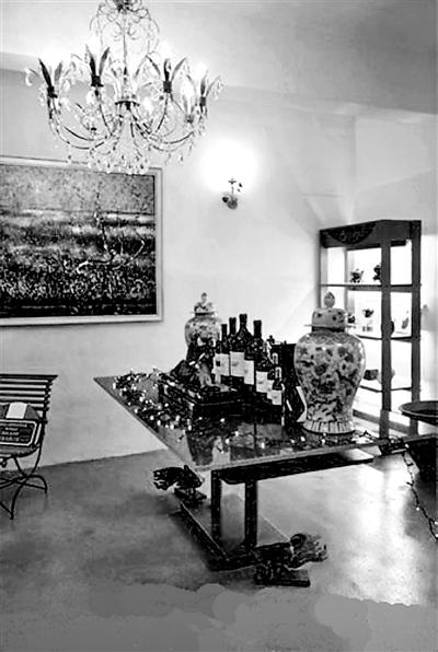 香港五大葡萄酒储存商