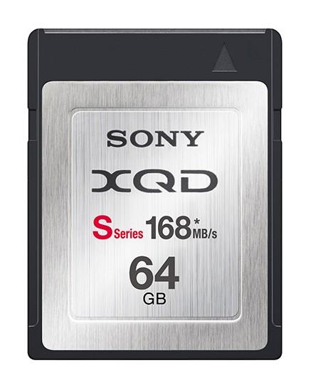 XQD卡获支持 传索尼全幅单电兼容XQD卡