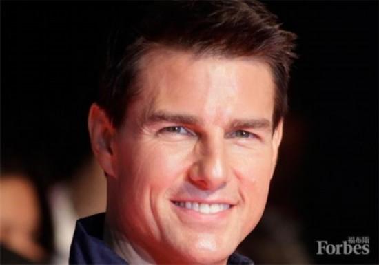 组图:2012好莱坞谁最吸金?汤姆克鲁斯居首