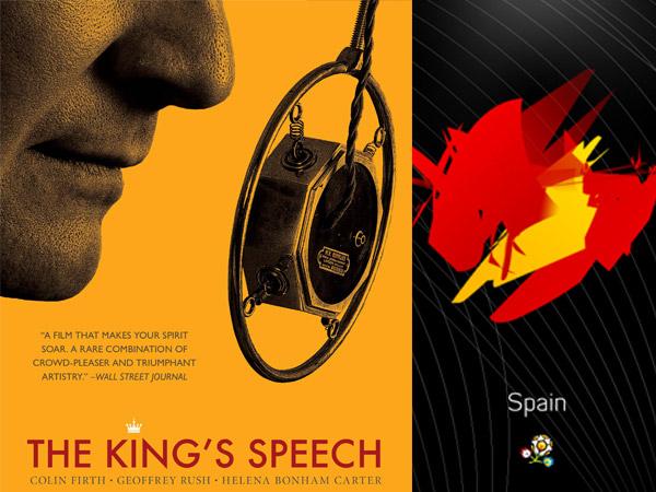 西班牙――《国王的演讲》