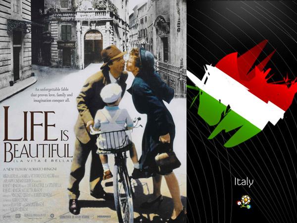 意大利――《美丽人生》
