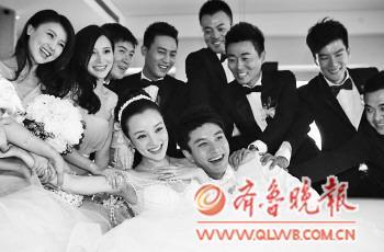 李小璐伴娘团名单_李小璐贾乃亮北京大婚(组图)-搜狐滚动