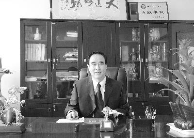 甘肃彭阳春酒业有限责任公司董事长、总经理 孙广奇