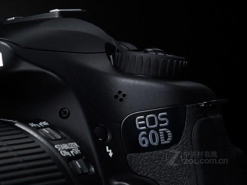 佳能 60D 标识图