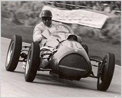 1952年踏上历史舞台的前置引擎的Cooper Bristol Formula 2
