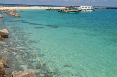西沙海水清蓝,胜过马尔代夫