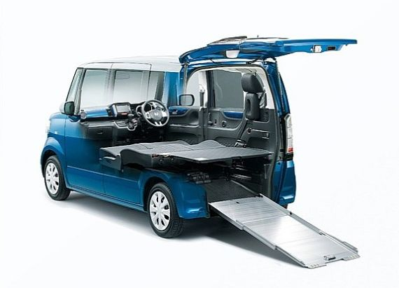 日本 本田/全新本田N Box+车型亮相日本本土汽车市场
