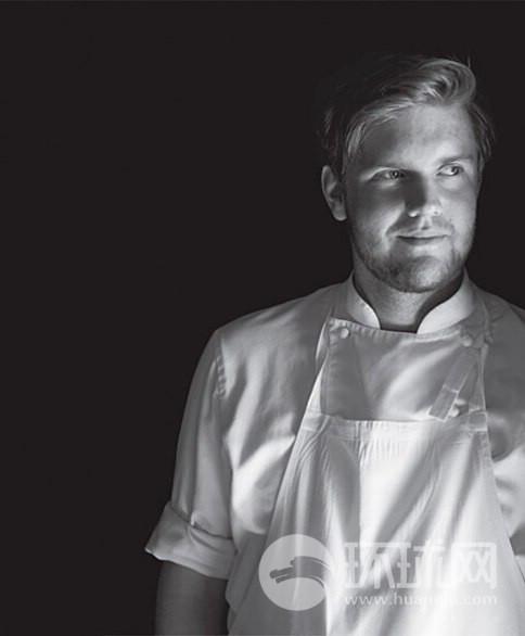塞巴斯蒂安是Faviken 四个厨师之一。