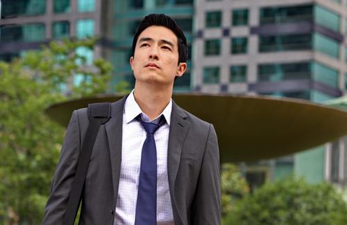 朱珠/《纽约人@上海》主演丹尼尔...