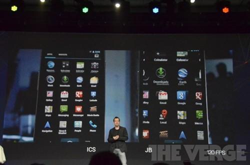 谷歌今日公布Android4.1 果冻豆 源码