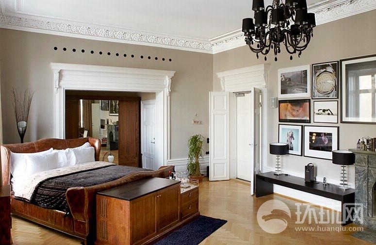 斯德哥尔摩豪华型宾馆的总统套房.