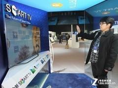 三星ES8000智能3D电视语音控制和手势控制
