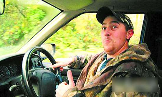道格开车看美女遭罚