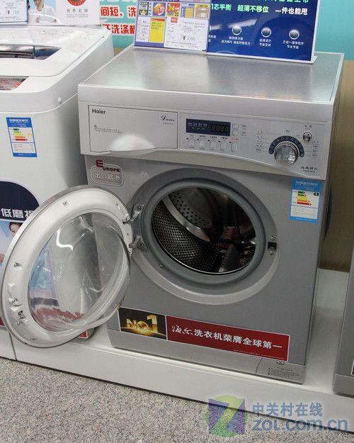 海尔/海尔洗衣机特写