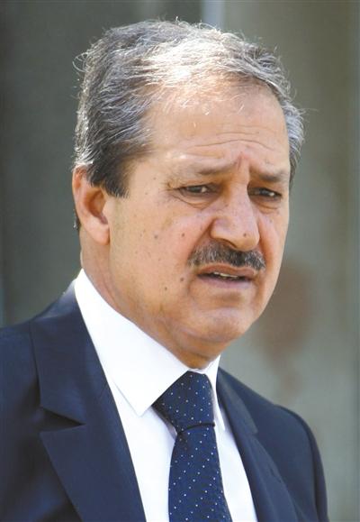 巴沙尔/叙利亚反对派消息人士11日声称,叙利亚驻伊拉克大使纳瓦夫·...