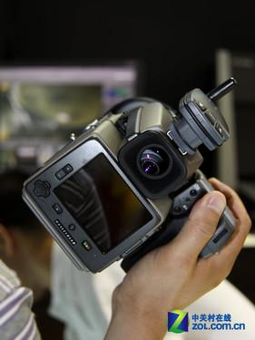 中画幅单反系统 哈苏H4D60售285000元