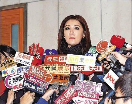胡瓜女儿小祯终于要离婚 老公李进良多次出轨 (图)