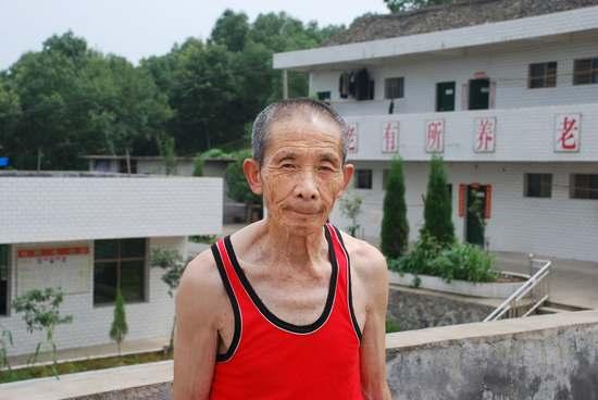 再度入狱养老。摄影 中国周刊记者 杨洋