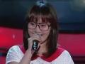 《中国好声音》片花 萌女徐海星为逝父献唱感动全场