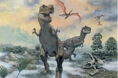 盘点恐龙的7种武器:霸王龙锋利牙齿将猎物撒成牙签