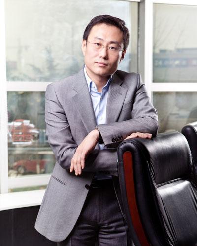 红孩子董事长兼CEO徐沛欣