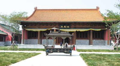 菩提岛潮音寺