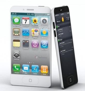 iphone 5 概念图