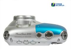 防摔防冻防水 佳能D10套装降至2450元