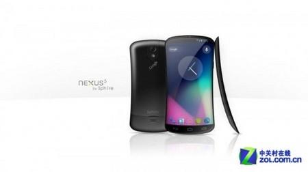 下半年的惊喜 谷歌Nexus 5概念图曝光