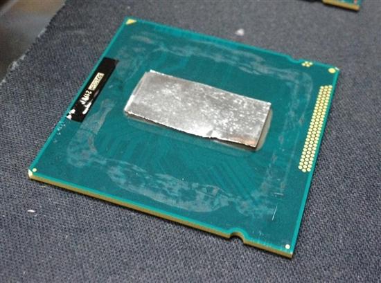 Core i7-3770K开盖超频破7GHz