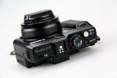 画质PK入门单反 佳能G1X仅售价4850元