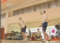视频-中国击剑队奔赴伦敦 男佩轻松平静迎奥运