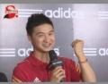 视频-田亮为跳水队送祝福 去伦敦无缘最后比赛