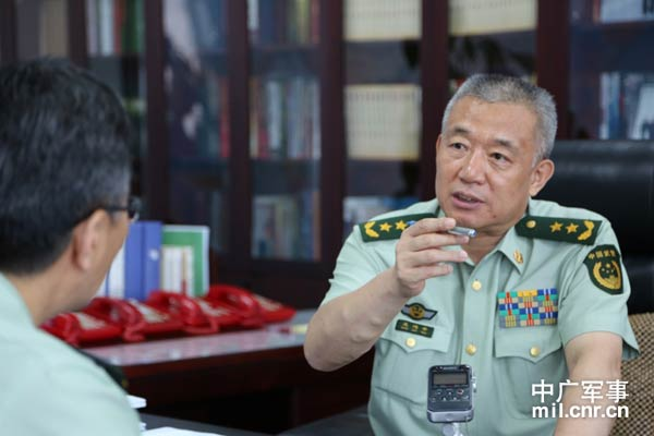 武警部队重组30周年 司令员强调六种力量建设图片