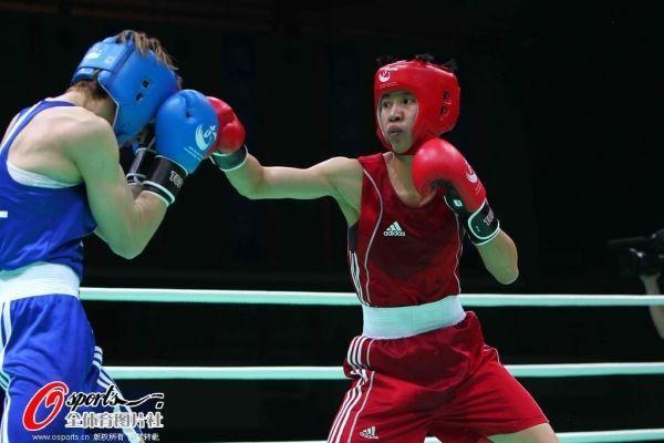 16.女子拳击51公斤级