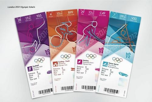 伦敦奥运会门票