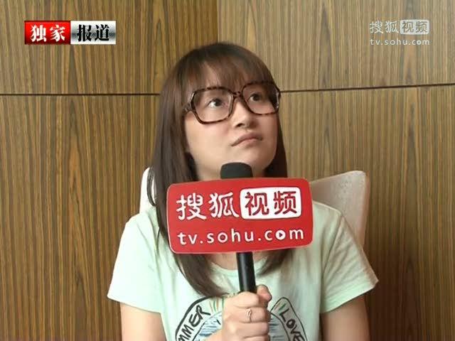 中国好声音徐海星专访:没人愿意揭自己伤疤