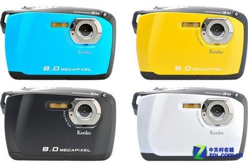 觉得眼熟就对了 肯高发布3款小数码相机