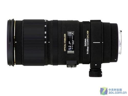 光学防抖超长焦距 适马50-500mm镜头促销