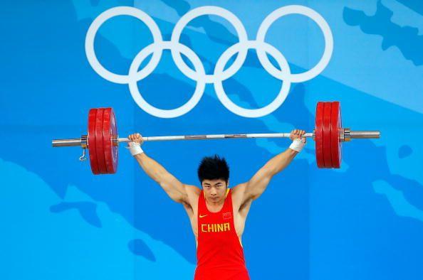 12.男子举重85公斤级