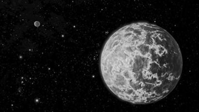 美发现太阳系外最近小行星