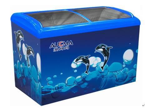 澳柯玛智能节电冰柜