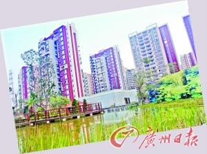 绿色 花园城/联华国际·花园城半山湖。...