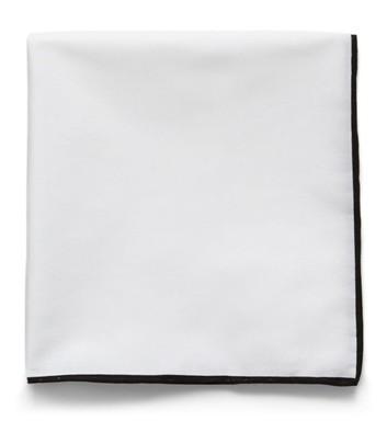 Charvet 丝质口袋方巾 RMB389