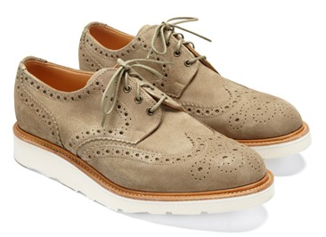 Mark McNairy 布洛克鞋
