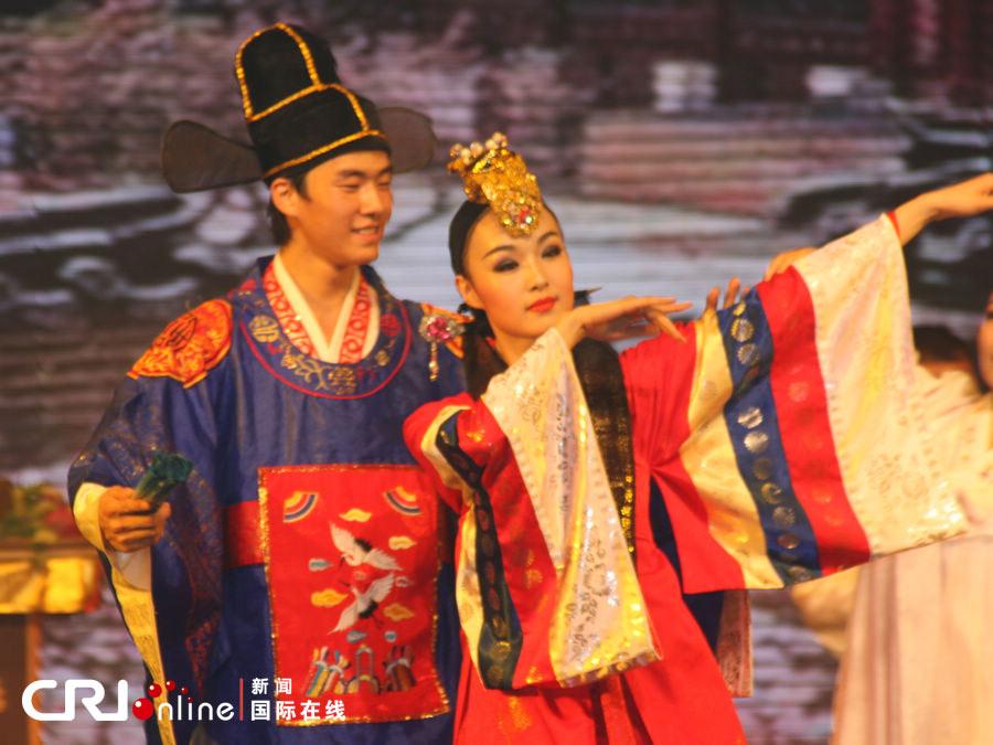 四季如歌 展示浓郁朝鲜族民俗风情