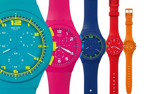 Chrono Plastic Collection手表($960)