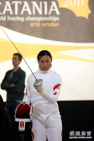 05.女子重剑团体