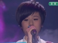 《2012花儿朵朵》11进10 孟慧圆演唱《My love》