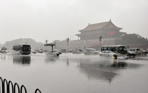 北京大暴雨_北京持续大暴雨导致多处受灾(组图)-搜狐滚动